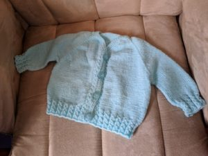 Laurie's Sweater